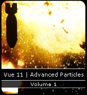 Vue 11 | Advanced Particles
